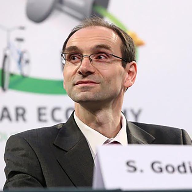 <b>Sébastien Godinot</b>