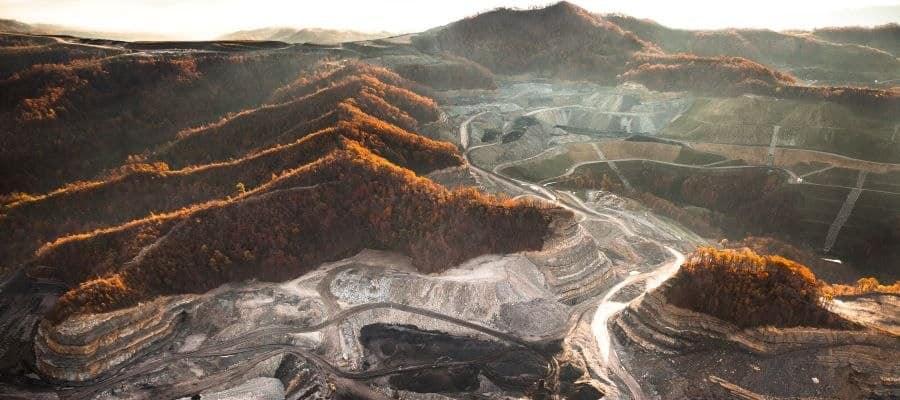 banque de la Reine sort du charbon